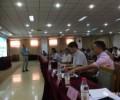 副总裁李名梁博士受邀参加第八届中国商业文化与管理学术会议并做主题报告